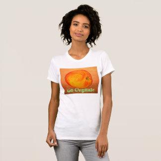 Gehen Sie Bio T-Shirt