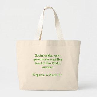 Gehen Sie Bio Taschen