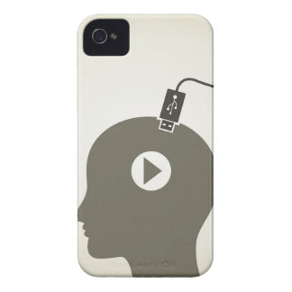 Gehen Sie den Computer voran Case-Mate iPhone 4 Hülle
