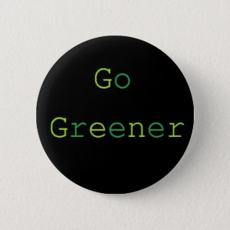 Gehen Sie grüner Runder Button 5,1 Cm
