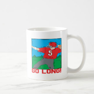 Gehen Sie lang Tasse