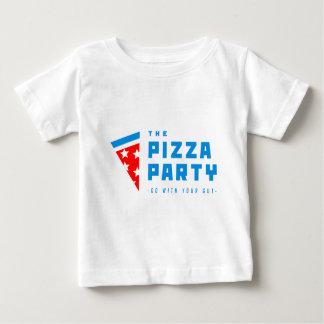 Gehen Sie mit Ihrem Darm Baby T-shirt