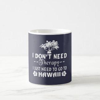 GEHEN SIE NACH HAWAII KAFFEETASSE