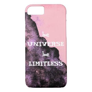 Gehen Sie wie Universum-Telefon-Kasten grenzenlos iPhone 8/7 Hülle