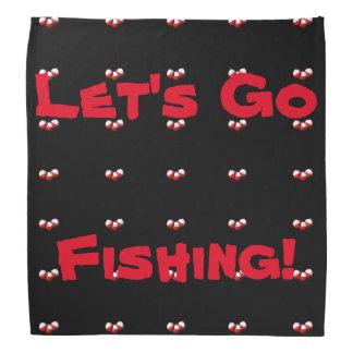 Gehen Sie zu fischen Halstuch