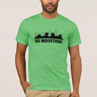 Gehen T - Shirt industrieller