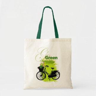 Gehen Tasche grüne