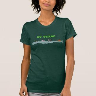 Gehen Team! T-Shirt