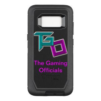 GEHEN Telefon-Kasten-Schwarzes OtterBox Defender Samsung Galaxy S8 Hülle