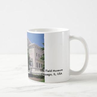 Gehen zum Feld-Museum Kaffeetasse