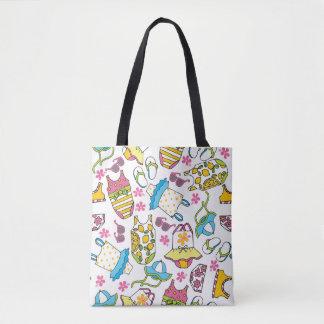 Gehen zur Strand-Taschen-Tasche Tasche
