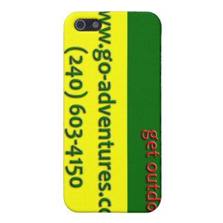 Gehenabenteuer iphone4 Fall iPhone 5 Etui