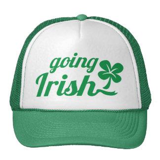 GEHENDER IRISCHER Entwurf St. Patricks Tages Kappen