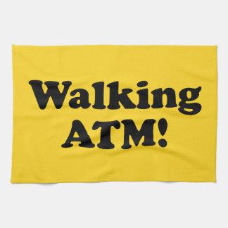 Gehendes ATM! Geschirrtuch