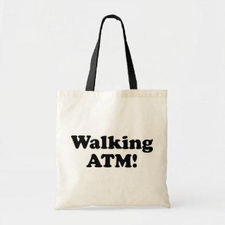 Gehendes ATM! Tragetasche