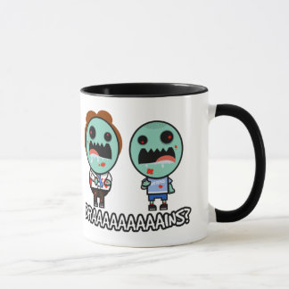 Gehirn-Freund-Tasse Tasse