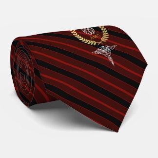 Gehirn-Geistesgesundheits-berufliches Bedruckte Krawatten