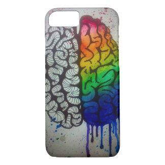 Gehirn iPhone 8/7 Hülle