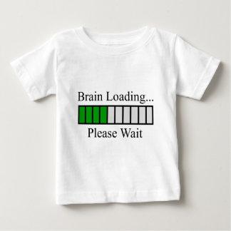 Gehirn-Laden-Bar Baby T-shirt
