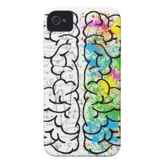 Gehirn-Reihe iPhone 4 Etuis