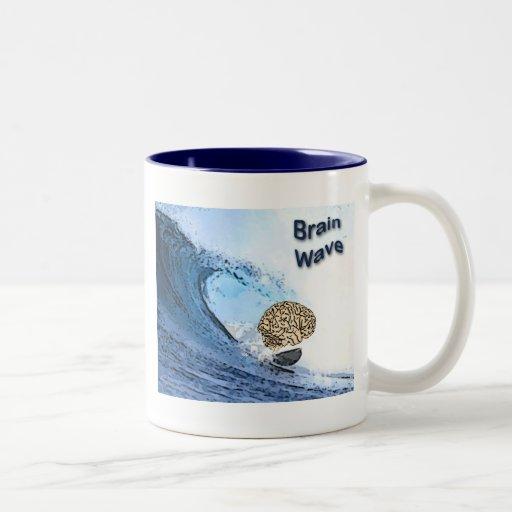 Gehirn-Welle Tee Haferl