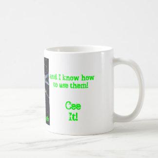 Gehirn-Zellen Kaffeetasse