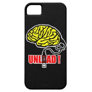 Gehirn zum zu entladen iPhone 5 schutzhülle