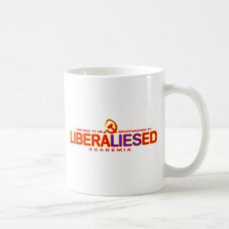 Gehirnwäsche vernommen nicht durch LiberalLIESed Kaffeetasse