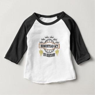 Gehöft fungieren wir baby t-shirt