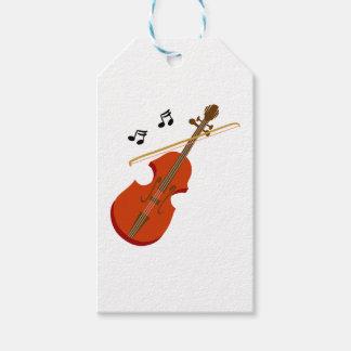 Geige Violine Violine Geschenkanhänger