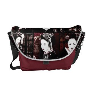 Geisha Kuriertasche