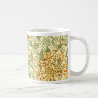 Geißblatt durch William Morris Kaffeetasse