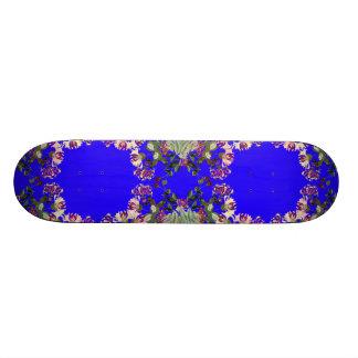 Geißblatt-Rebe-BlumenBlumenSkateboard Skateboardbrett