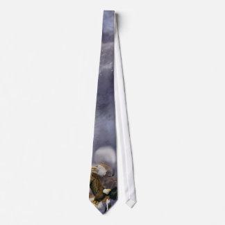 Geist-Adler-Kunst-Krawatte Personalisierte Krawatten