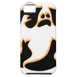 Geist auf Feuer Schutzhülle Fürs iPhone 5