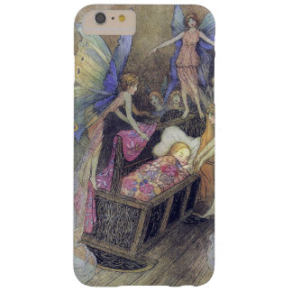 Geist-Baby-Wiegenlied Warwick Goble schöne Kunst Barely There iPhone 6 Plus Hülle