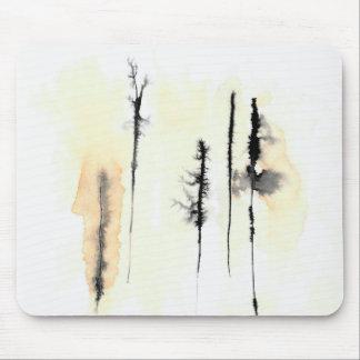 Geist-Bäume 4 Mousepad