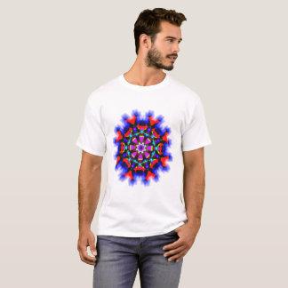 Geist-Blume Mandala T-Shirt