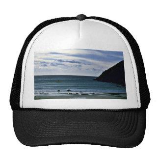 Geist-Bucht Nordkap Nordinsel Baseball Caps
