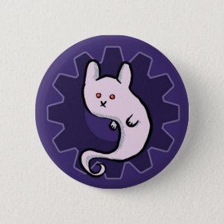 Geist Bunni Runder Button 5,1 Cm