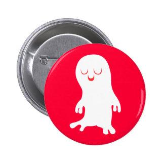 Geist Runder Button 5,7 Cm