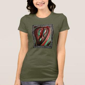 Geist der Einsamkeit u. der Erscheinungen T-Shirt