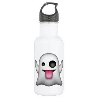 Geist - Emoji Edelstahlflasche