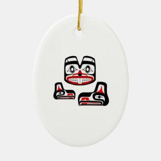 Geist-Führer Keramik Ornament