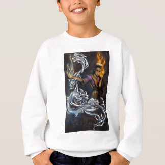 Geist-Hunde Sweatshirt