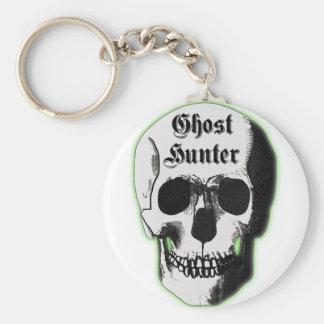 Geist-Jäger-Schädel Schlüsselanhänger