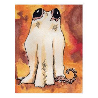 Geist-Krake Postkarten