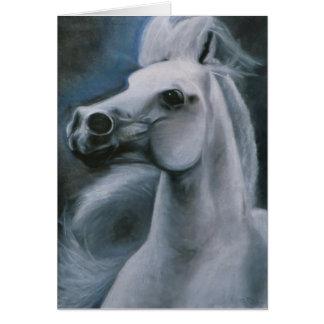 """""""Geist-Pferde"""" pferdeartige Karte"""