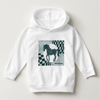 Geist-PferdeSweatshirt Hoodie