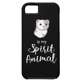 Geist-Tier für Produkte Tough iPhone 5 Hülle